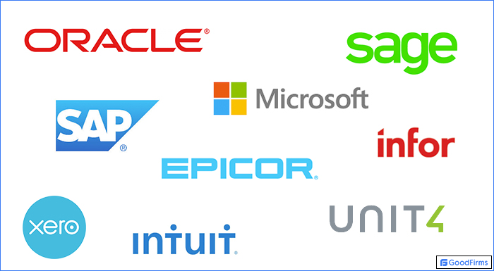 Global Key Players in Accounting Software Market