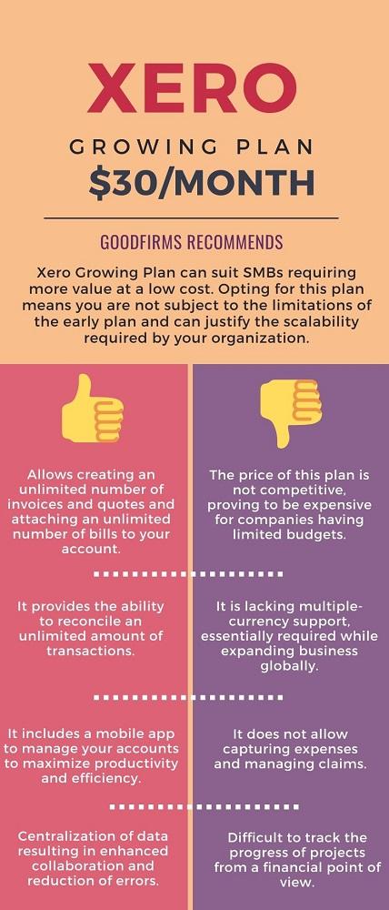 Xero Growing Plan Analysis