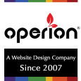 Operion web design